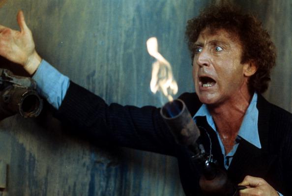 """Gene Wilder war in seinen Filmen immer leicht zu erregen - wie hier in """"Hanky Panky"""""""