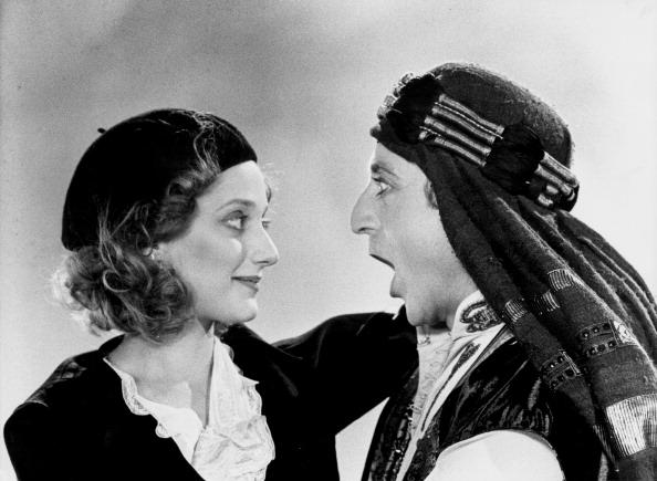 """Gene Wilder mit seiner Filmpartnerin Carol Kane in """"Der größte Liebhaber der Welt"""""""
