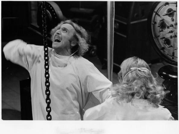 """Ein Schrei - und alles wird besser: Gene Wilder in """"Frankenstein Junior"""""""