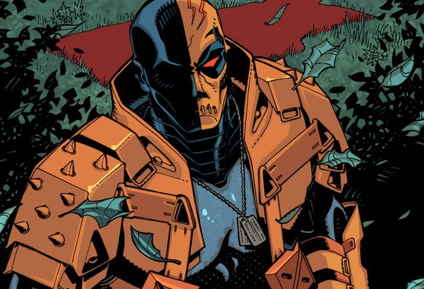 Death Stroke im Comic