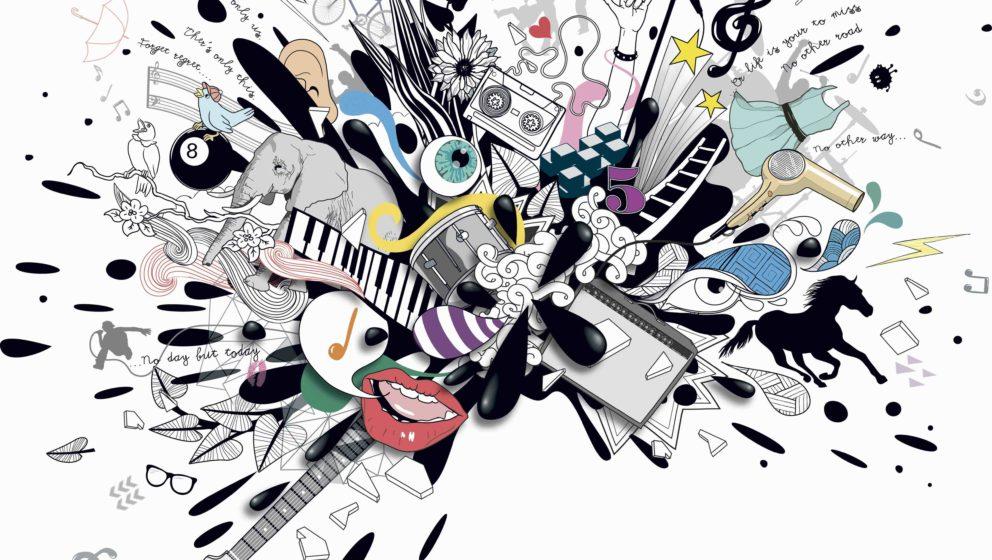 Musikgeräte sollen eben auch mit dem inneren Ohr - zum Beispiel einer Teenagerin - mithalten können