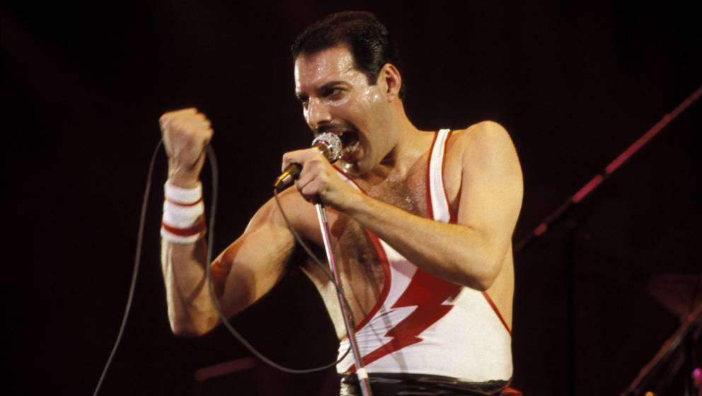Unfassbar! Freddie Mercury-Double in