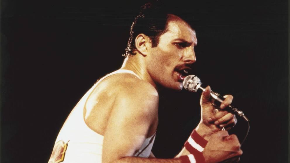 Freddie Mercury fliegt nun auch durchs All