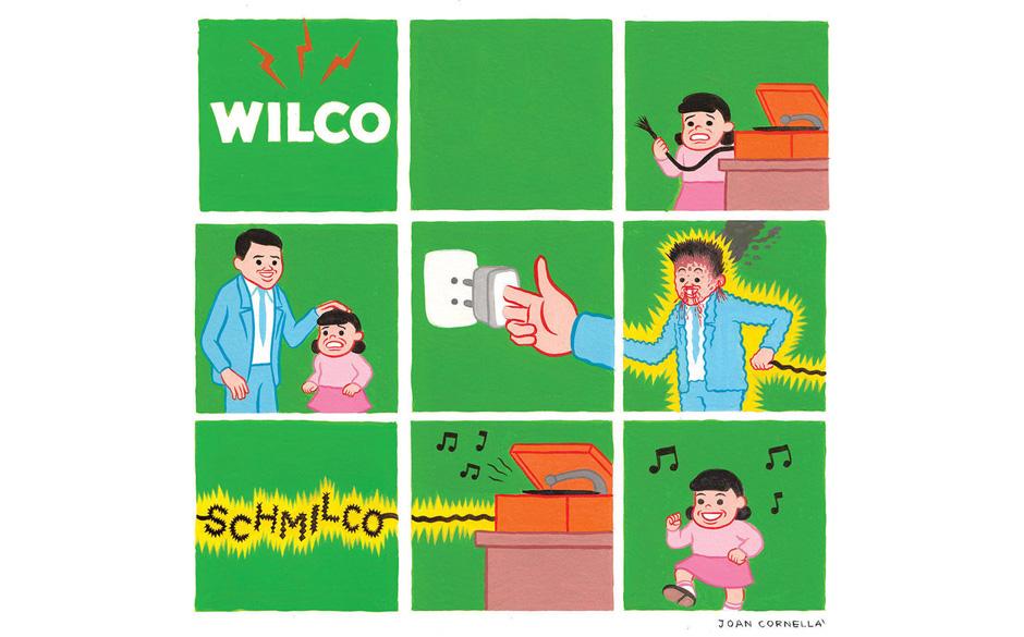 """04. Wilco – """"Schmilco"""". Diese Band bewegt sich so virtuos und zugleich leichtfüßig im klassischen Songformat wie kein"""