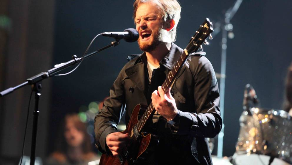 The Kings Of Leon rehearse for the Sunday 5/31 '2009 MTV Movie Awards', which marks the band's first ever live MTV performanc