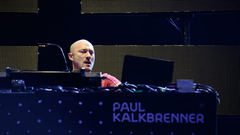 Paul Kalkbrenner am Lollapalooza 2016