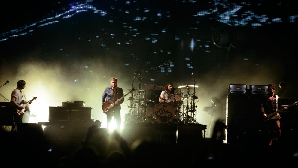 Kings of Leon beim Lollapalooza Berlin 2016.