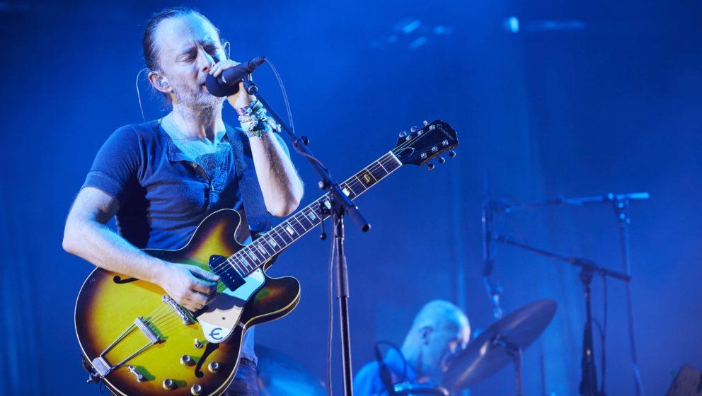 Thom Yorke blutrot: Soundtrack für das