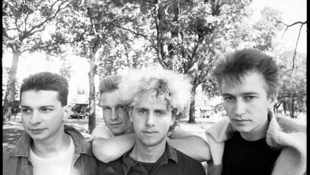 UNSPECIFIED - CIRCA 1980:  Photo of Depeche Mode  (Photo by David Corio/Michael Ochs Archives/Getty Images)