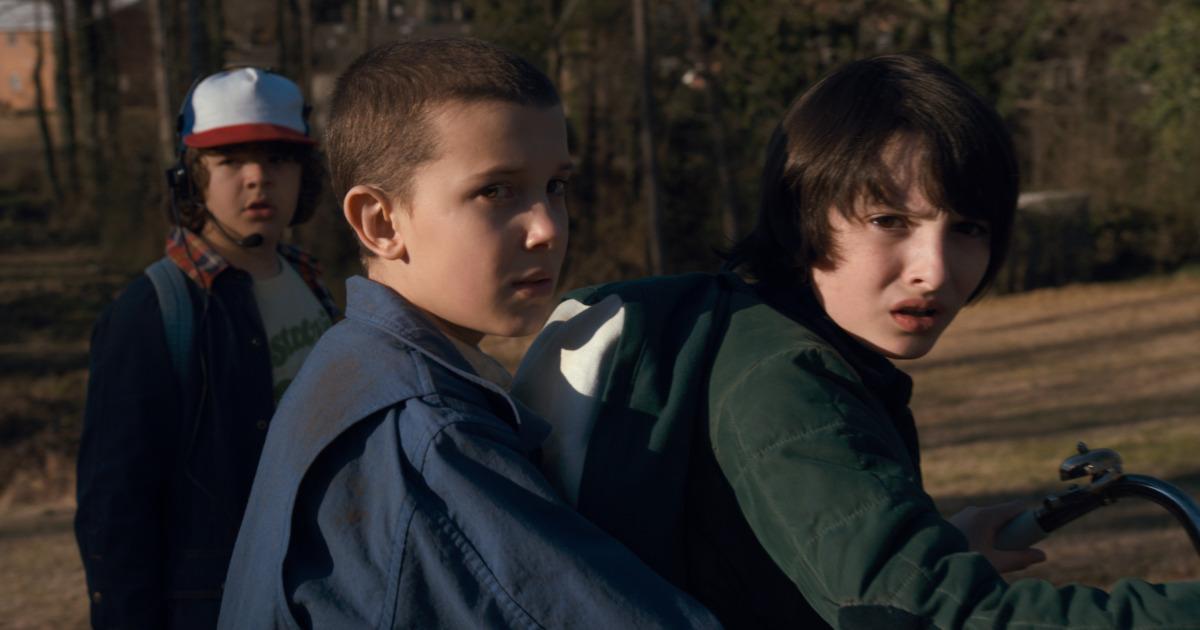"""Szene aus der Netflix-Serie """"Stranger Things"""""""