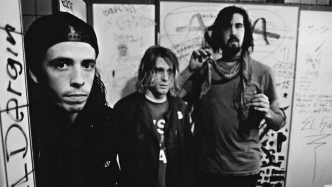 Nirvana kamen eigentlich nie aus ihrer Trotzphase heraus