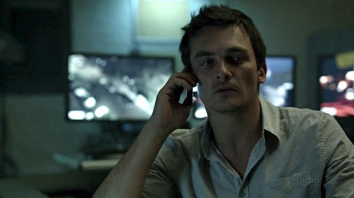Rupert Friend in seiner Rolle als CIA-Agent Peter Quinn