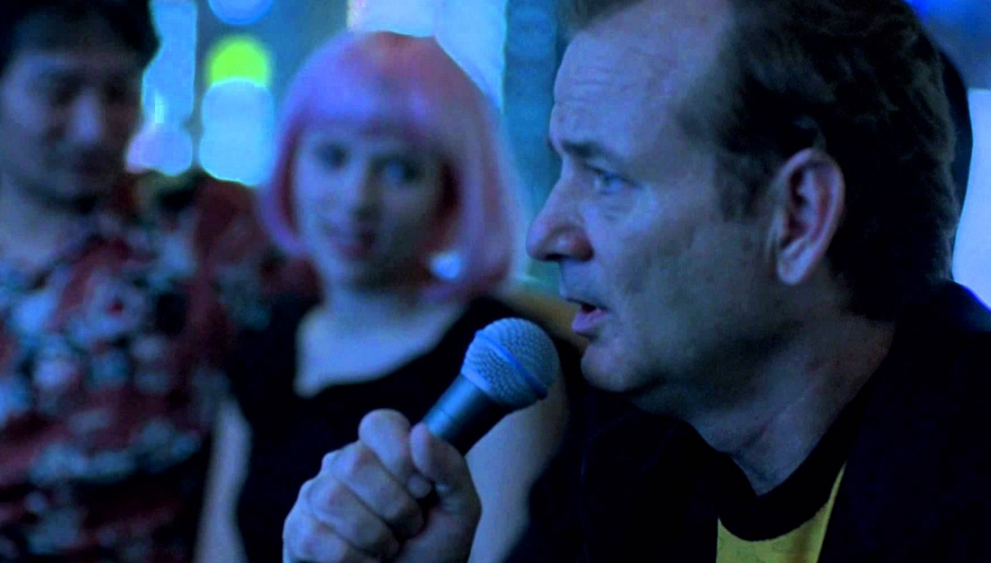 "Schon in ""Lost In Translation"" zeigte Bill Murray, dass ihm Karaoke liegt"