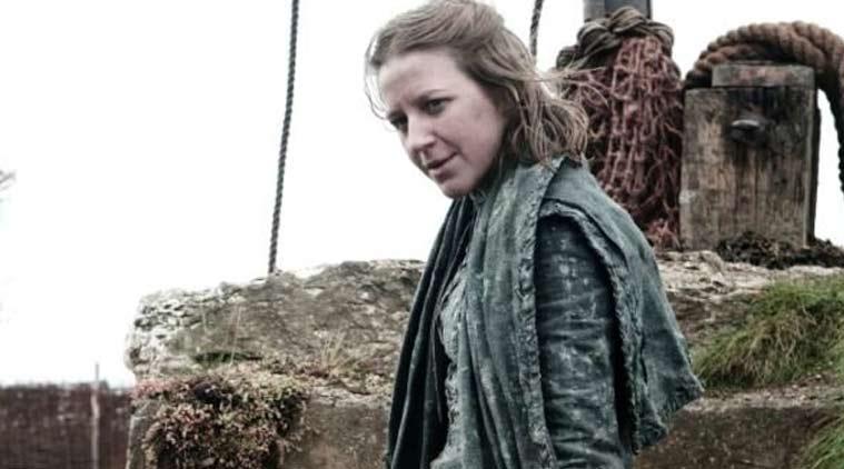 """Gemma Whelan in einer Szene aus """"Game Of Thrones"""