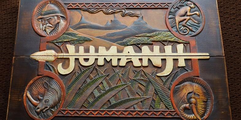 """Was erwartet die Kinozuschauer im neuen """"Jumanji""""?"""