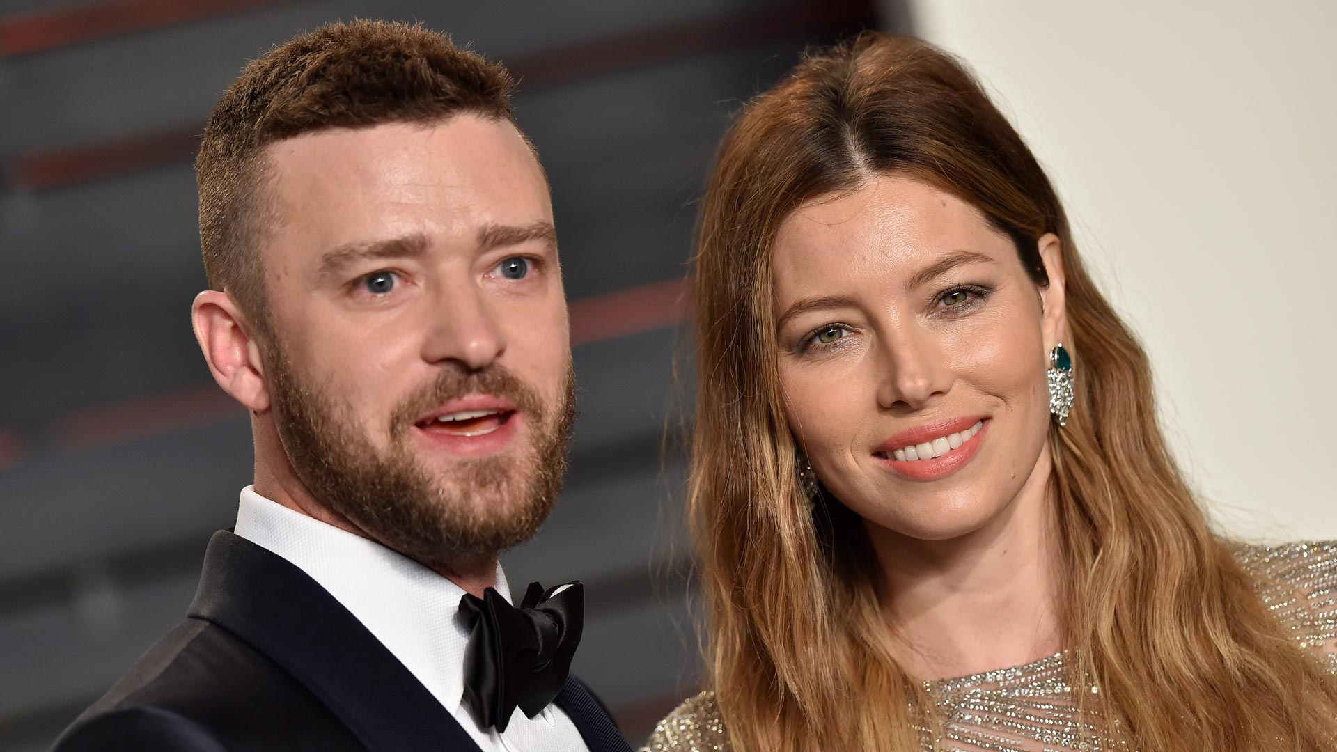 Justin Timberlake und Jessica Biel im Februar 2016