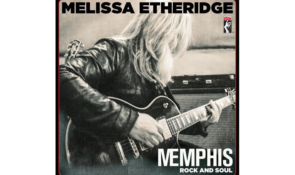 Melissa Etheridge – Memphis Rock And Soul ★★. Soul goes Rock, aber das Gefühl bleibt dabei auf der Strecke