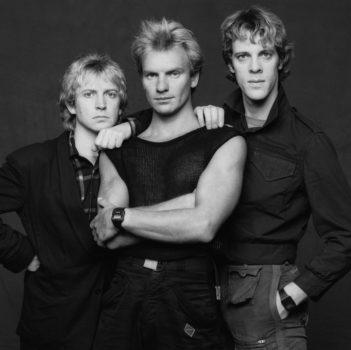 Andy Summers, Sting und Stewart Copeland