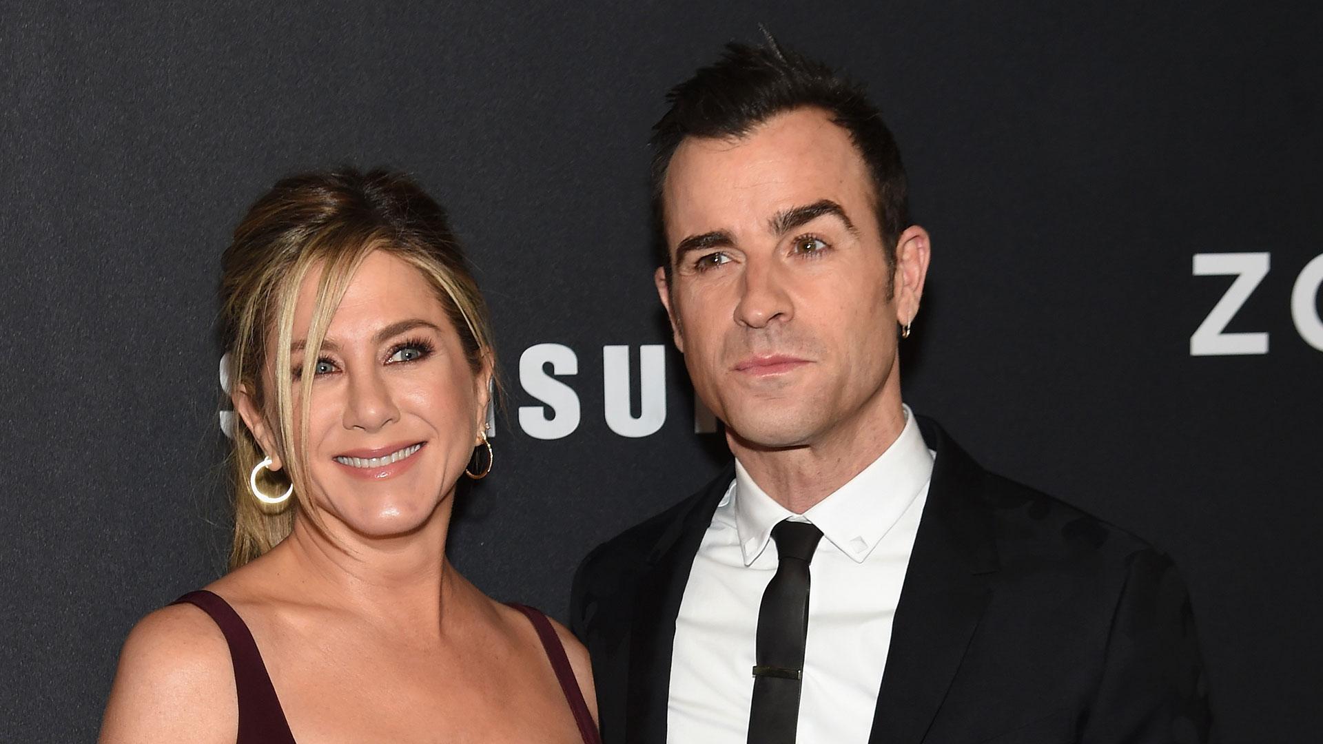 """Glückliches Ehepaar: Jennifer Aniston und Justin Theroux bei der Weltpremiere von """"Zoolander 2"""""""