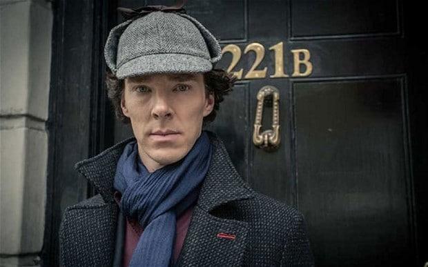 """Szene aus """"Sherlock"""""""