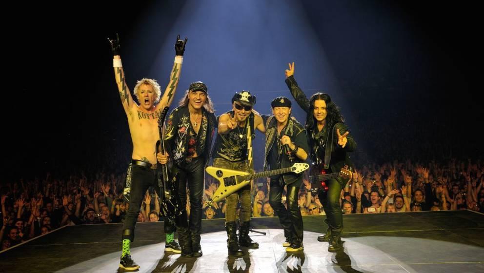 Da jubeln die Scorpions: 'Wind of Change' wird 30! Zur Feier gibt es eine Jubiläums-Box