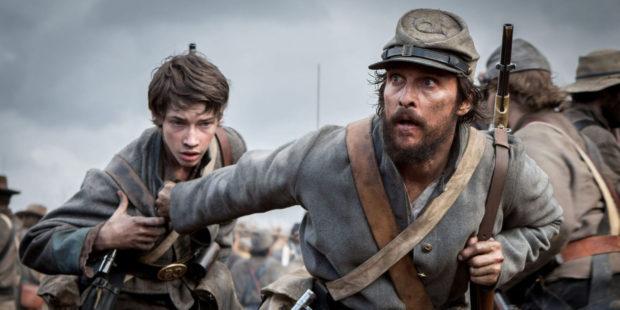 """Matthew McConaughey im Bürgerkriegs-Drama """"Free State of Jones"""""""