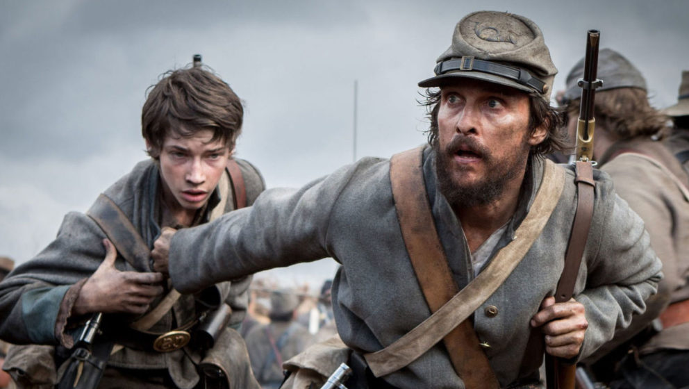 Matthew McConaughey im Bürgerkriegs-Drama 'Free State of Jones'