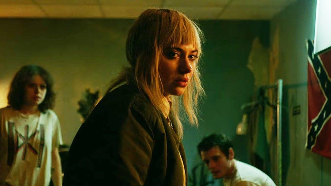 Imogen Poots in einer Szene aus 'Green Room'