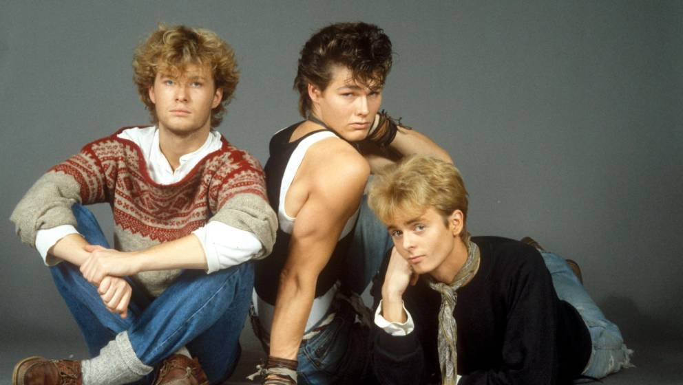Aha Portrait - 1986, Aha (Photo by Brian Rasic/Getty Images)