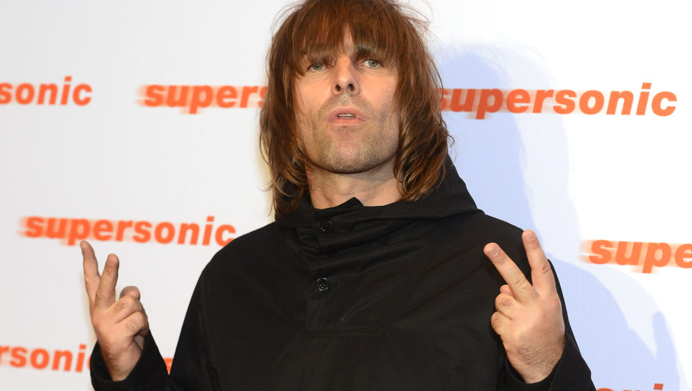 LONDON, ENGLAND - OCTOBER 02:  Liam Gallagher attends a special screening of 'Supersonic' the Oasis Documentary, at Vue Leice