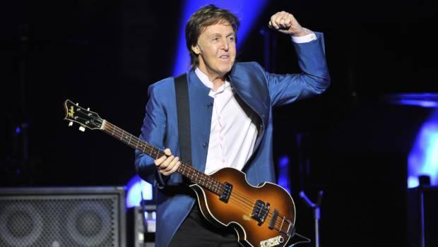 Noch immer bestens in Form: Sir Paul McCartney