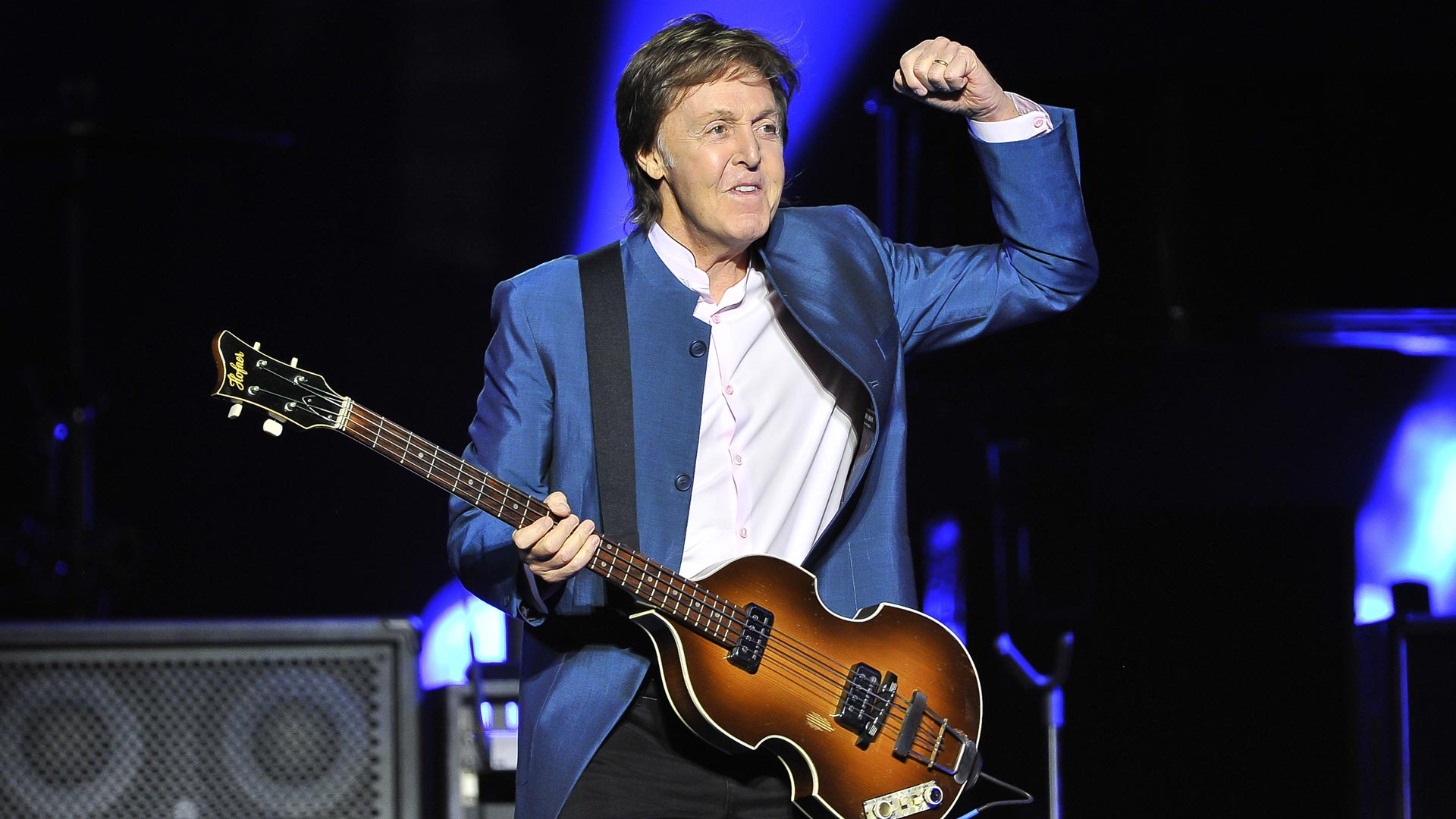 Noch immer bestens in Form: Sir Paul McCartney