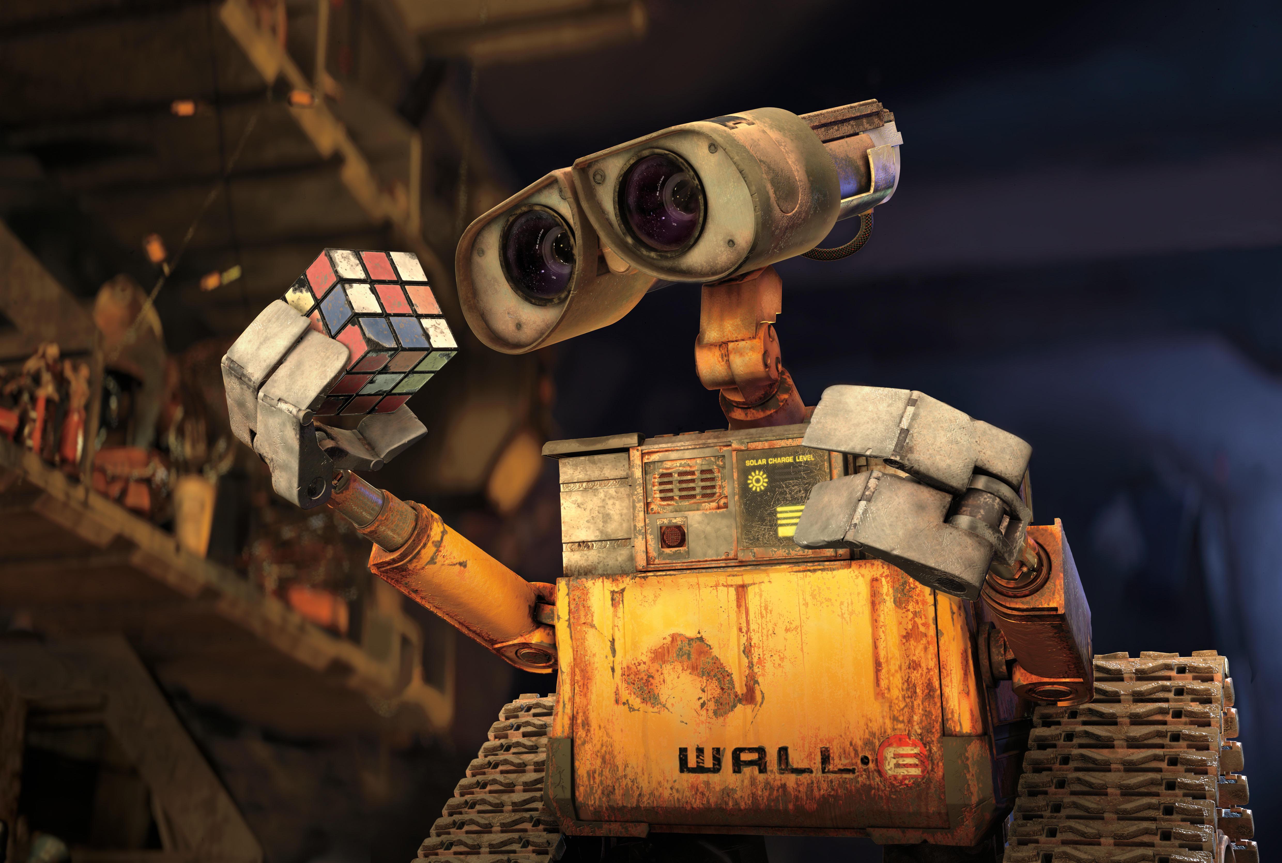 """""""WALL-E"""""""