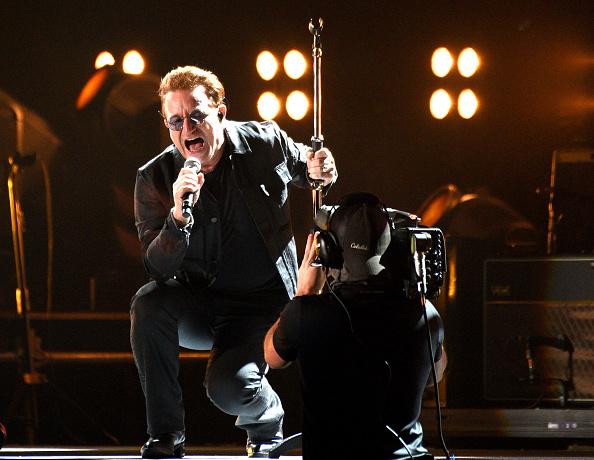 U2 live in Berlin