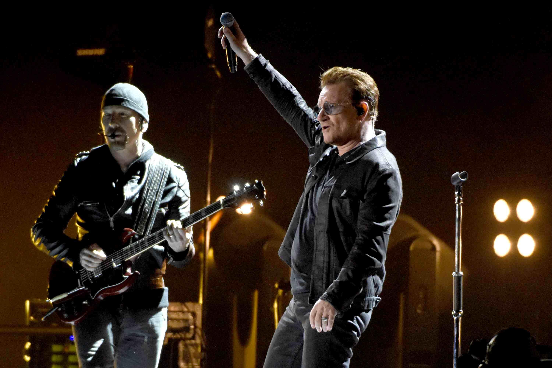 U2 in San Francisco beim Dreamfest mit viel Lust und einem Querschnitt ihres großen Werks