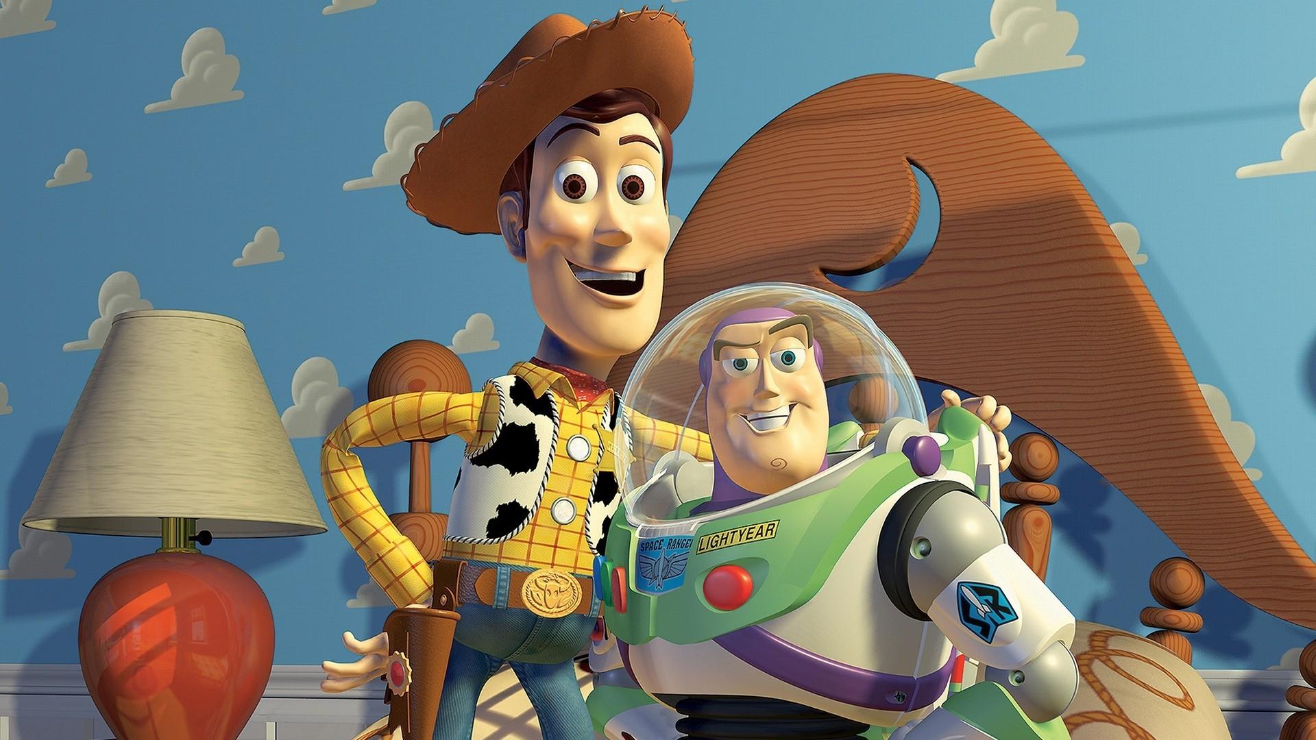 """""""Toy Story"""" ist Pixars Vorzeigeprodukt - und zugleich der größte künstlerische Triumph des Studios"""