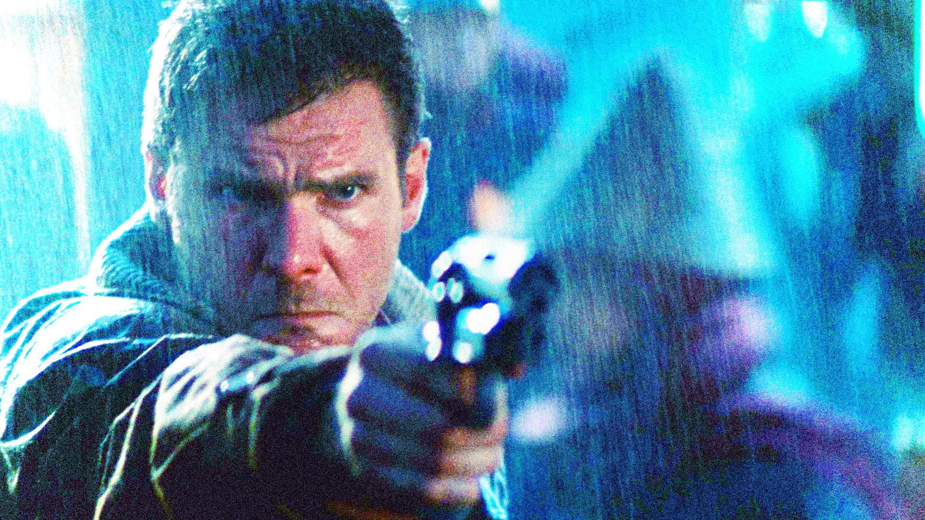 """Harrison Ford als Rick Deckard in """"Blade Runner"""""""