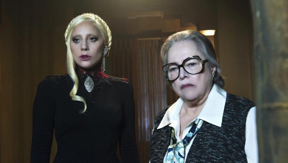 """Lady Gaga und Kathy Bates in """"American Horror: Hotel"""""""