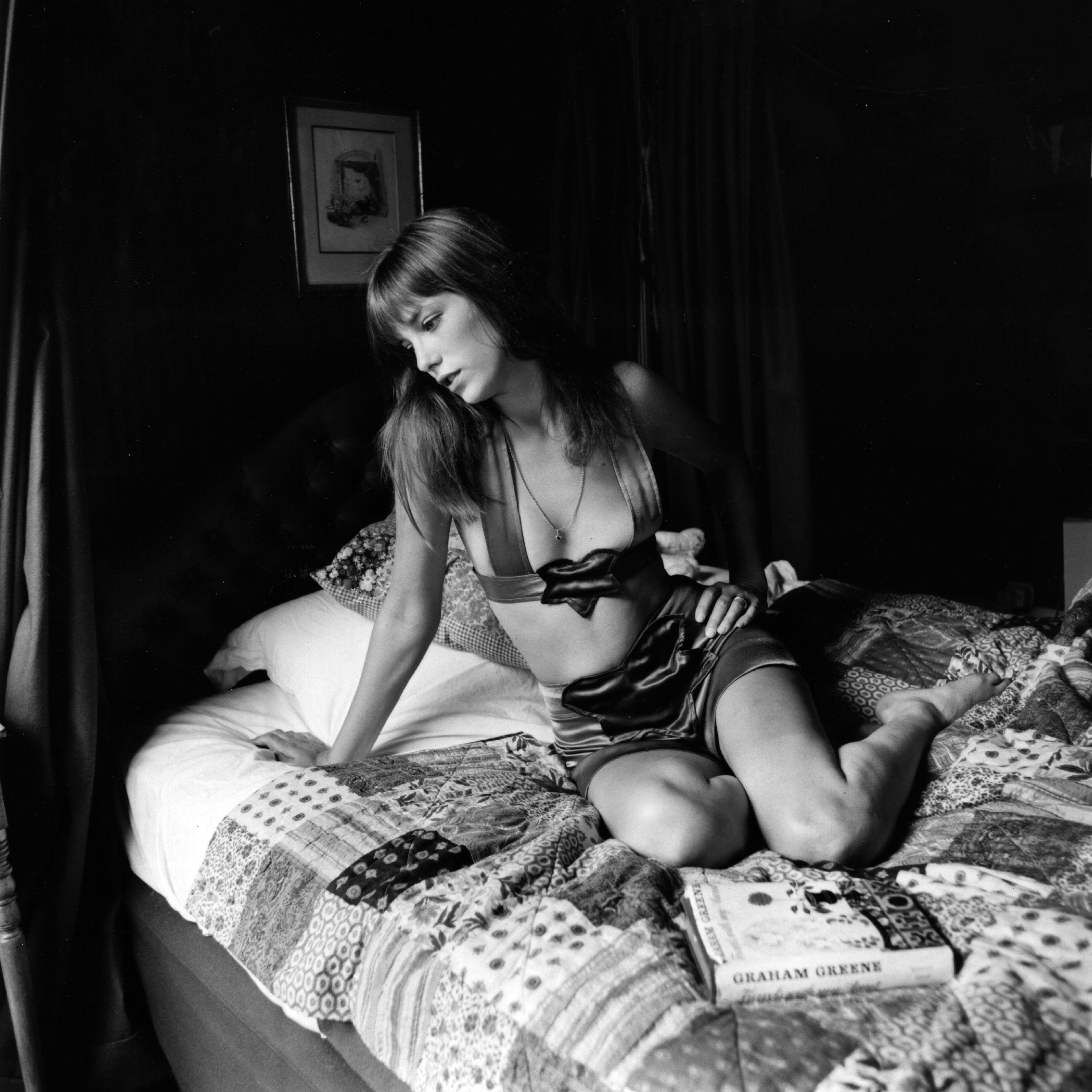 Jane Birkin wusste als Schauspielerin ihre Reize richtig einzusetzen
