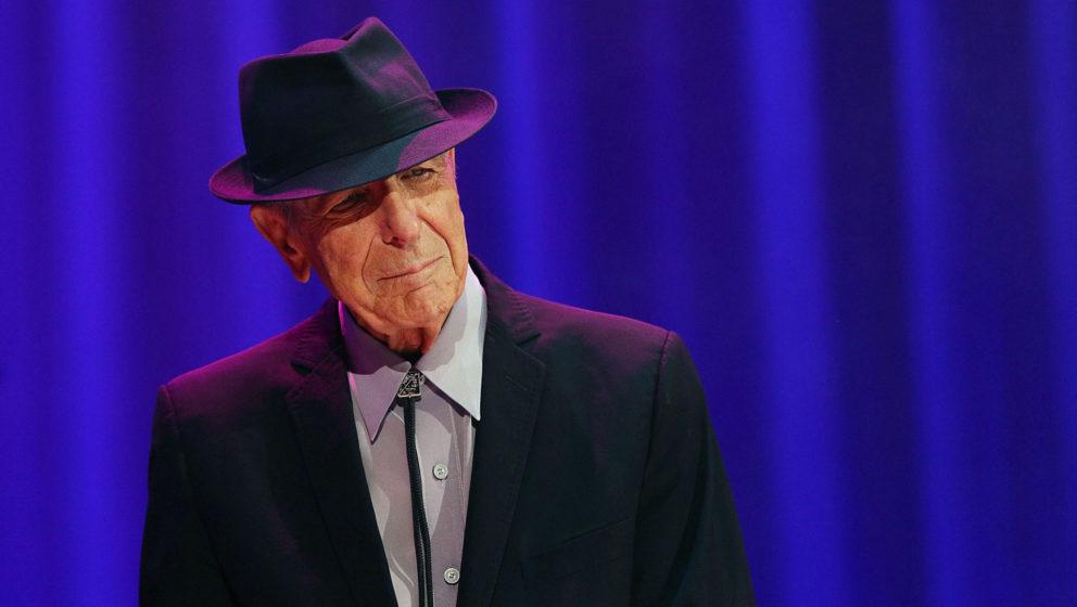 Leonard Cohen live in Melbourne (2013)