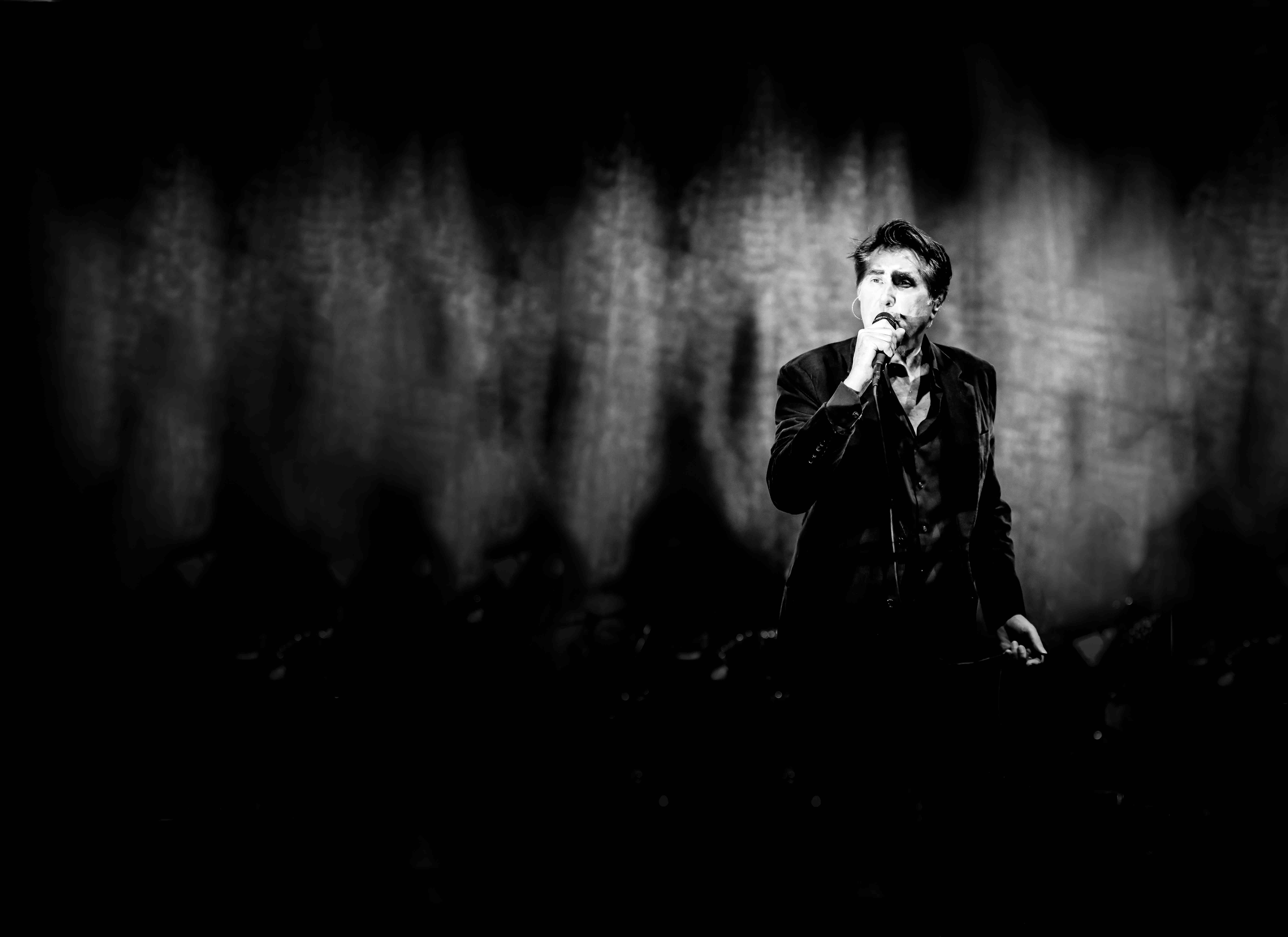 Bryan Ferry ist live immer ein Erlebnis