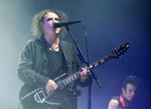 Tourstart The Cure