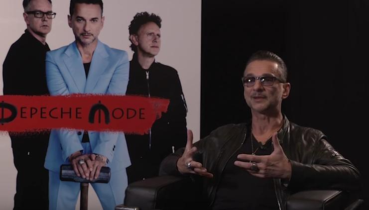 Dave Gahan gibt Auskunft über seine Motivation und den Spirit fürs neue Album