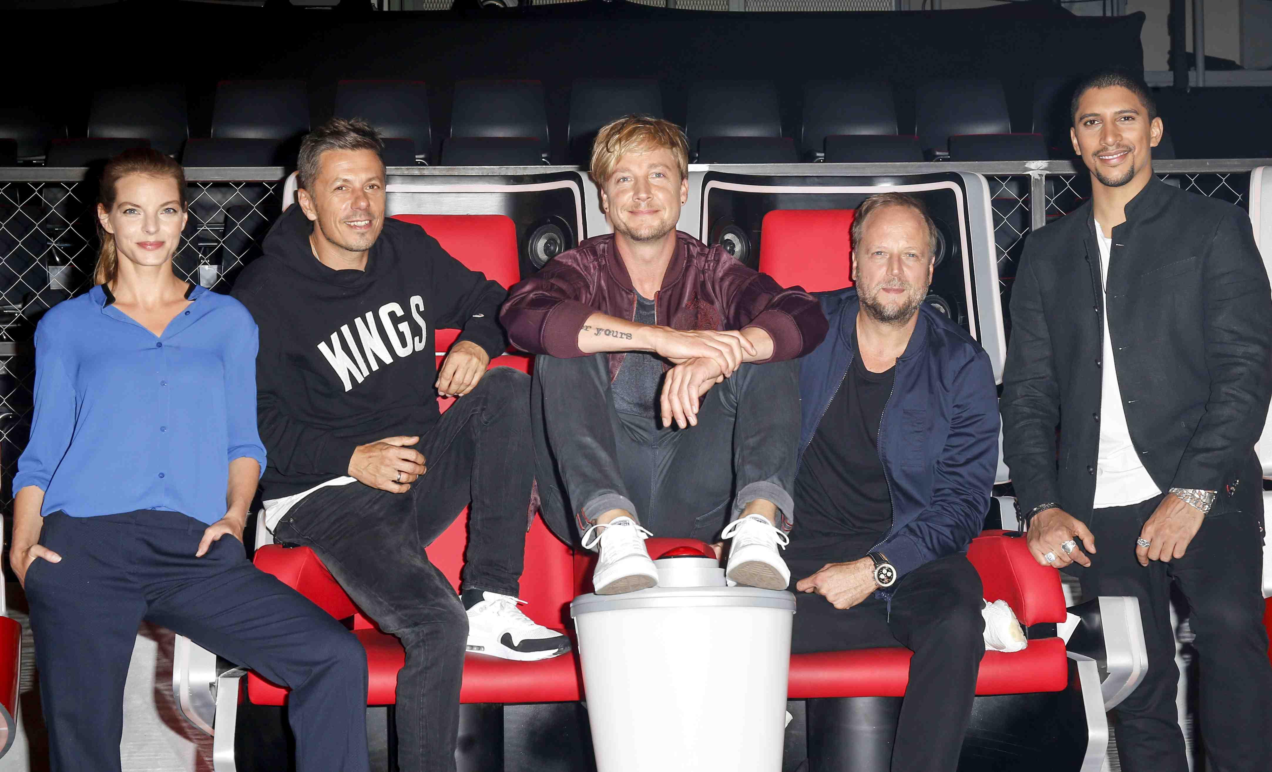 """Die """"Voice of Germany""""-Jury will frische Gesichter - aber nur nur starke Talente"""