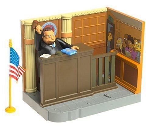 Richter Snyder - der Angstgegner von Strafverteidiger Lionel Hutz
