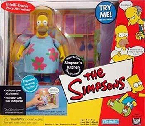Der behinderte Homer im unauffälligen Outfit