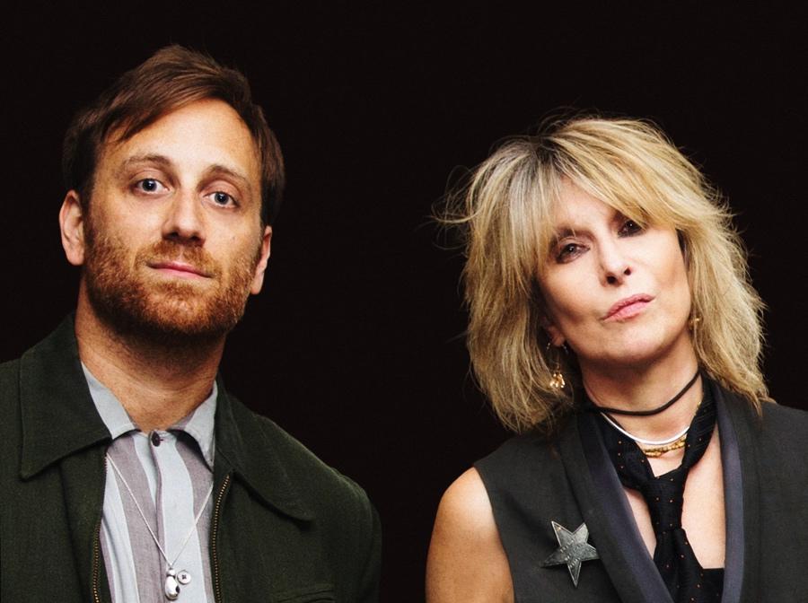 Dan Auerbach und Chrissie Hynde