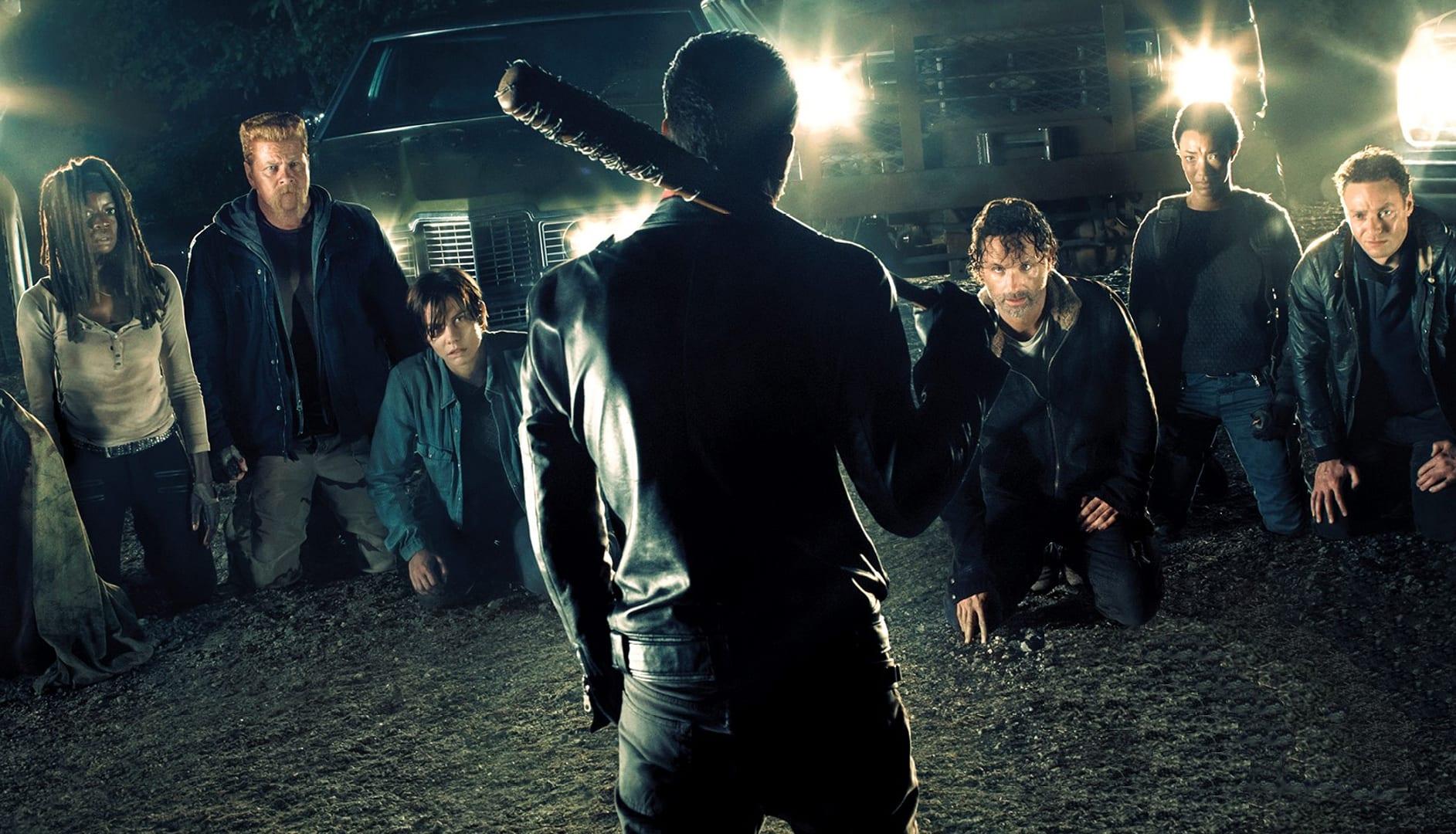 """Figur Negan polarisiert nach wie vor die Fans von """"The Walking Dead"""""""