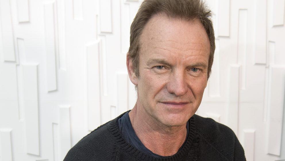 Sting zeigt sich im Gespräch nachdenklich - auch über das eigene Werk