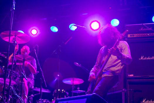 Murph (Drums) und Lou Barlow (Bass)